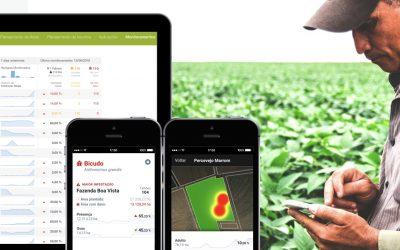 Parceria entre Siagri e Farmbox integra softwares de gestão financeira e agronômica de propriedades rurais