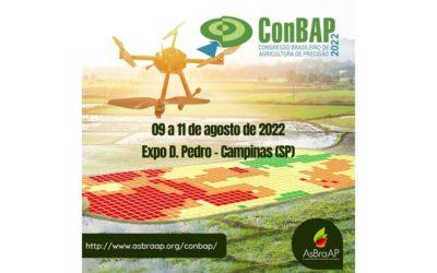 Congresso Brasileiro de Agricultura de Precisão é adiado para agosto de 2022